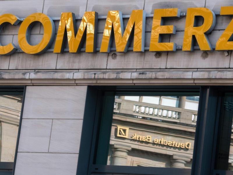 Commerzbank Probleme