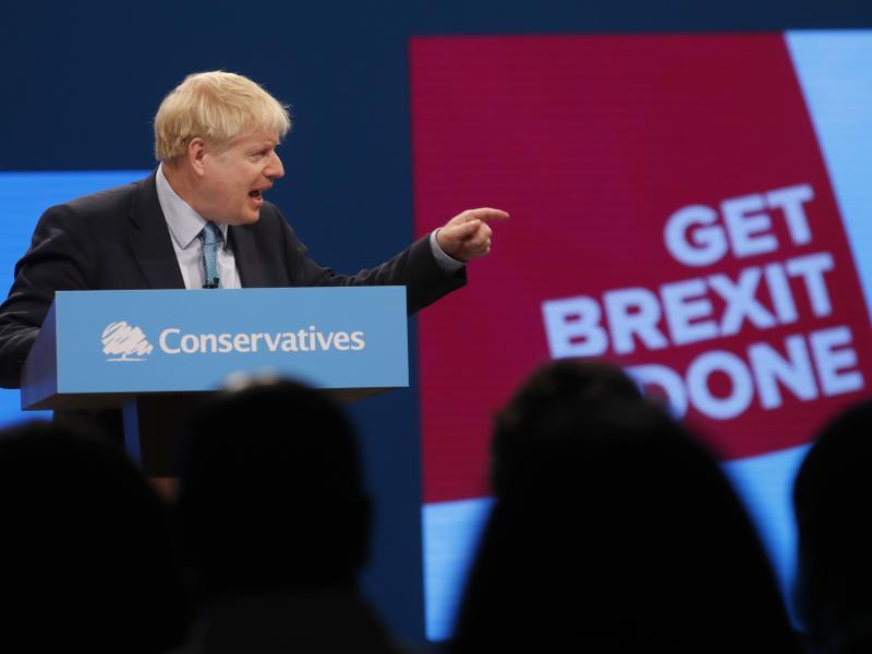 Boris Johnson macht EU finales Brexit-Angebot | Radio ...