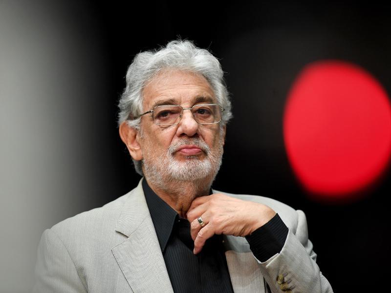 Plácido Domingo: «Habe niemals jemanden belästigt»