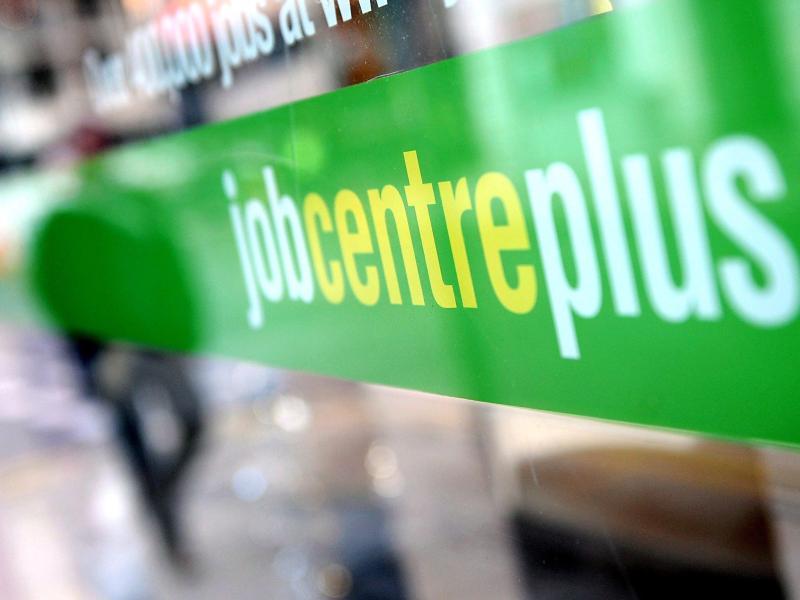 Die Corona-Krise belastet den britischen Arbeitsmarkt stark. Foto: Andy Rain/EPA FILE/dpa (© Andy Rain)