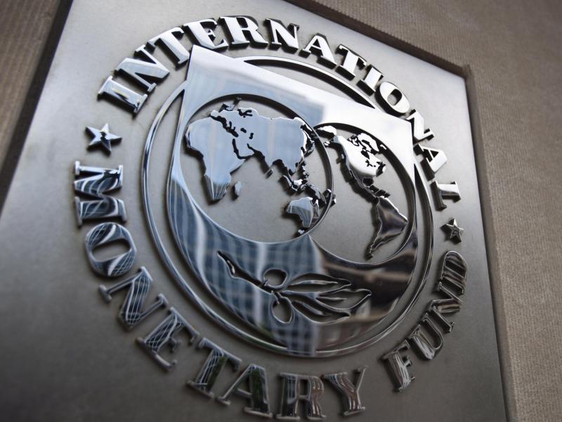 Für das Jahr 2021 prognostiziert der IWF ein Wirtschaftswachstum von 5,5 Prozent. Foto: Jim Lo Scalzo/EPA/dpa (© Jim Lo Scalzo)