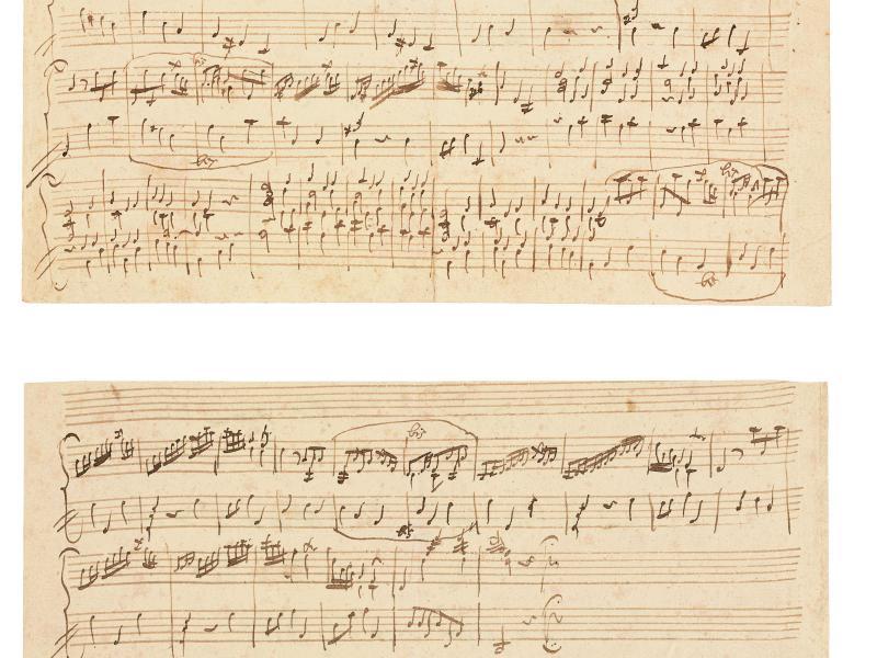 Unbekanntes Mozart-Stück vorgestellt