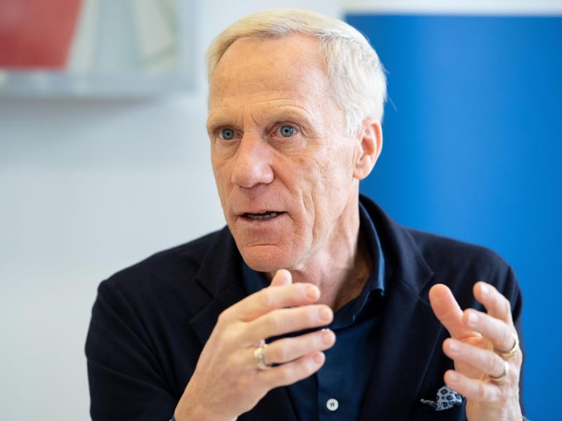 Ingo Froböse, Sportwissenschaftler an der Deutschen Sporthochschule Köln. Foto: Marius Becker/dpa (© Marius Becker)