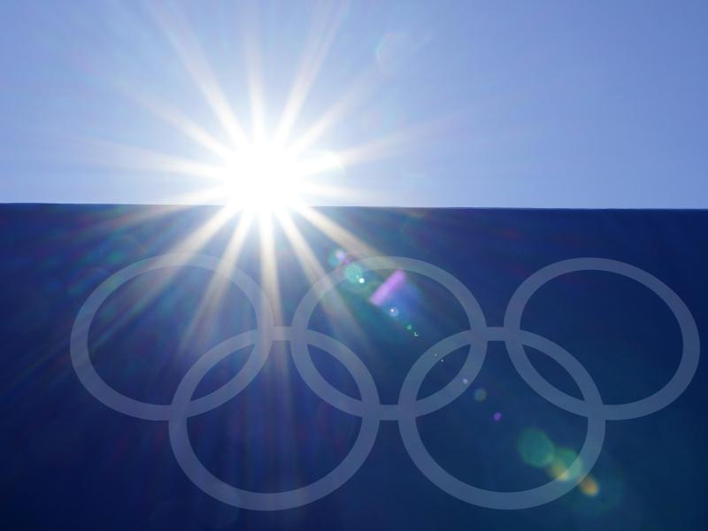 Ein russischer Schwimmer wurde in Tokio positiv auf das Coronavirus getestet. Foto: Matt Slocum/AP/dpa (© Matt Slocum)