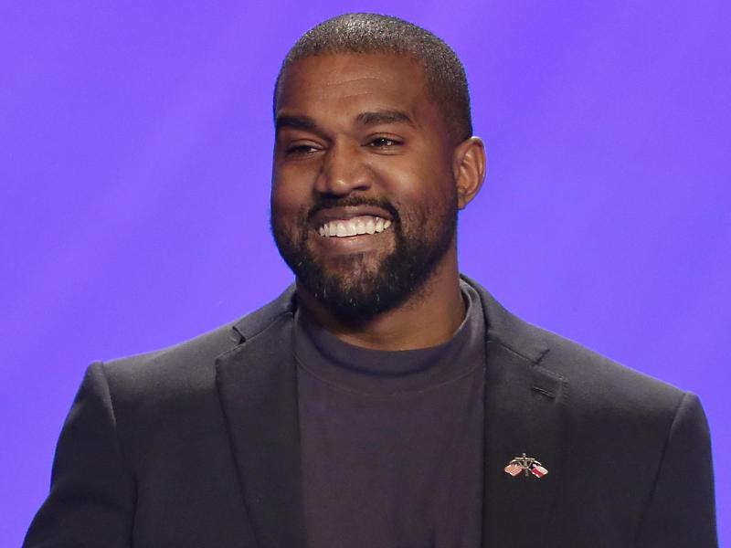 US-Rapper Kanye West hat ein neues Album herausgebracht. Foto: Michael Wyke/FR33763 AP/dpa/Archiv (© Michael Wyke)