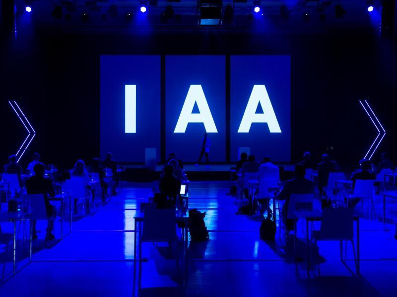 Ungeachtet der Absage des Oktoberfests soll die Internationale Automobilausstellung IAA im September in München wie geplant stattfinden. Einige große Hersteller fehlen allerdings. Foto: Sven Hoppe/dpa (© Sven Hoppe)