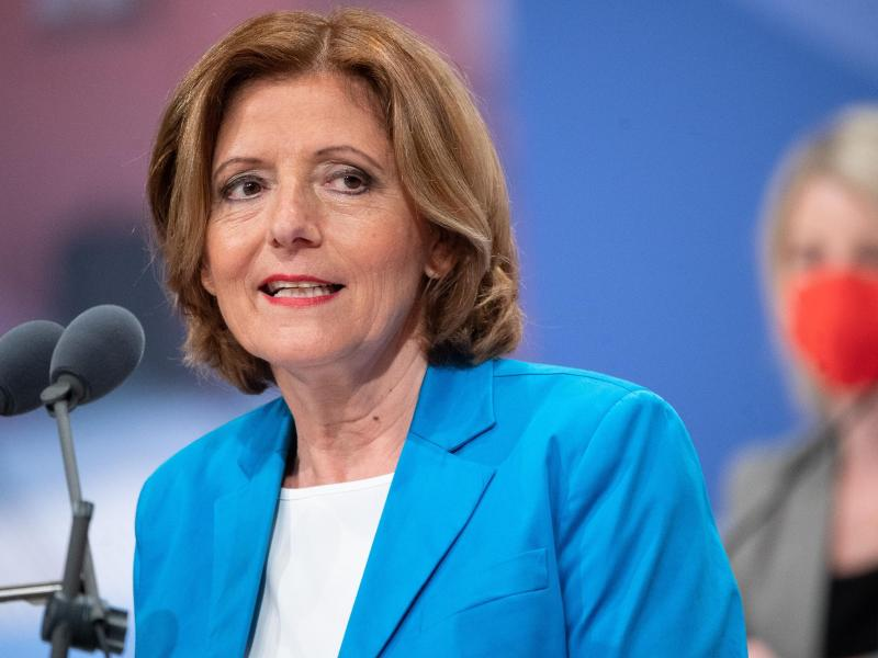 Malu Dreyer (SPD), Ministerpräsidentin von Rheinland-Pfalz. Foto: Sebastian Gollnow/dpa (© Sebastian Gollnow)