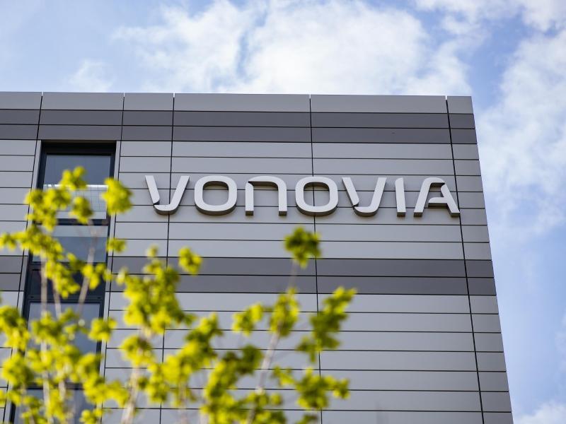 Deal geplatzt: Der Wohnungskonzern Vonovia wollte die Deutsche Wohnen kaufen. Foto: Marcel Kusch/dpa (© Marcel Kusch)