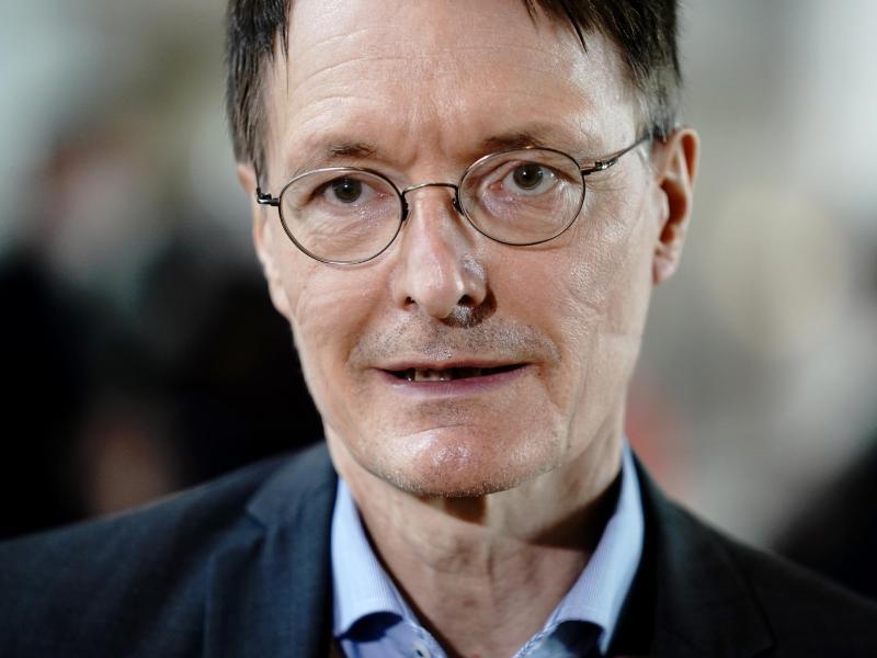 SPD-Gesundheitsexperte Karl Lauterbach. Foto: Kay Nietfeld/dpa (© Kay Nietfeld)