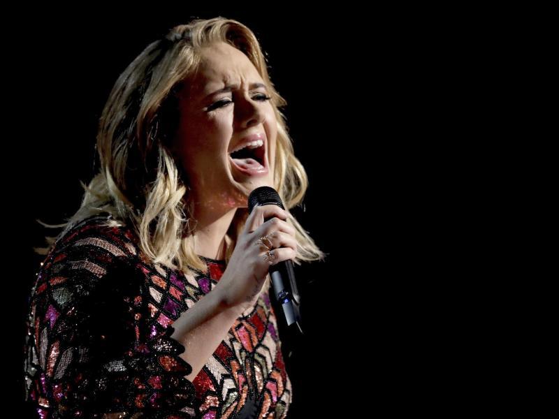 Adele meldet sich mit neuer Musik zurück. Foto: Matt Sayles/AP/dpa (© Matt Sayles)