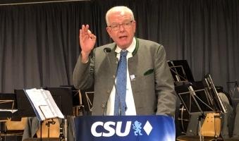 Foto: Vorstandswahlen der Fraktion: Thomas Kreuzer im Amt bestätigt -