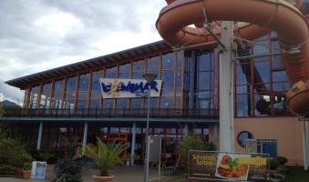 Freizeitbad Wonnemar in Sonthofen öffnet am 16. August wieder -