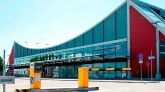 Foto: Zwei Wochen Flugausfall in 2019 am Allgäu Airport - Ausbau der Landebahn am Memminger Flughafen