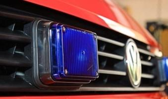Foto: Brandursache in Oberkammlach geklärt - Technischer Defekt in der Autohalle wohl die Ursache