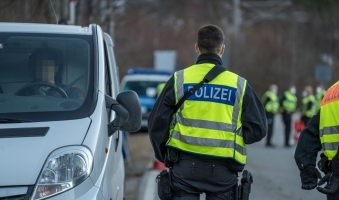 Bundespolizei unterbindet illegale Einreise  -
