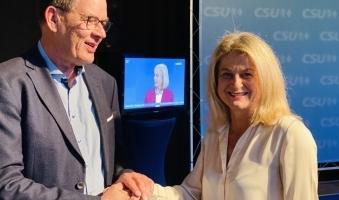 Direktmandat für CSU-Kandidatin Mechthilde Wittmann  -