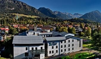 Foto: Klinik Oberstdorf setzt stationären Betrieb aus -