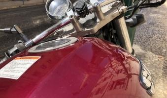 Motorradfahrer verletzt sich schwer am Riedbergpass -