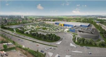 Foto: IKEA sagt Memmingen endgültig ab - Oberbürgermeister Schilder: Müssen Entscheidung akzeptieren