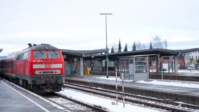Das vierte Gleis bei Pasing muss jetzt kommen, fordert Thomas Gehring (Symbolfoto). (© AllgäuHIT)