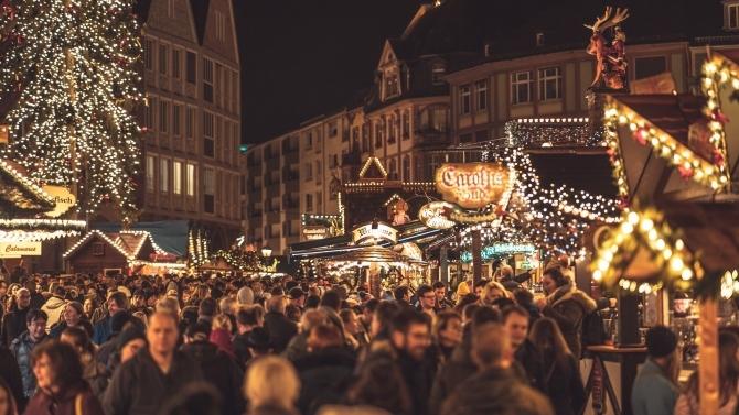 Typischer Weihnachtsmarkt (© chriswanders / pixabay)
