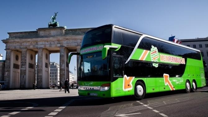 Mit Dem Bus Vom Allgäu Nach Berlin Fernbusangebot Startet Heute Ab