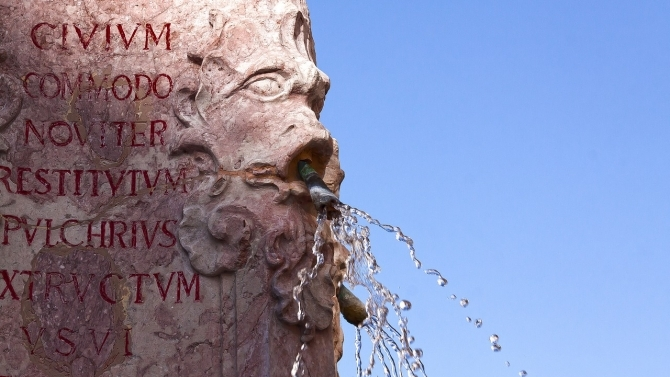 Brunnen in Kaufbeuren (© pixabay.com)