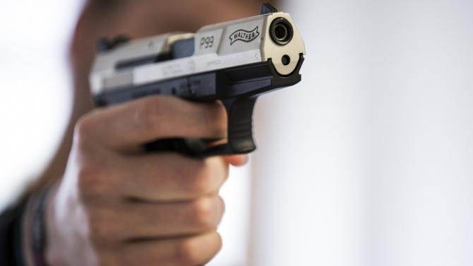 Der Mann hatte mehrere Waffen zu Hause. (© Foto: Andreas Reimund)