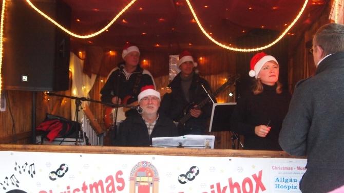 Start Weihnachtsmarkt.Weihnachtsmarkt In Buchenberg Start In Den Advent Vom 1 Bis 3