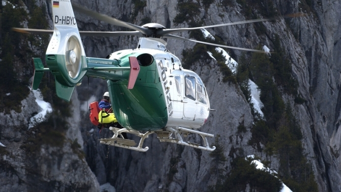 Foto: 61-Jährige bei Gleitschirmabsturz im Oberallgäu schwer verletzt -