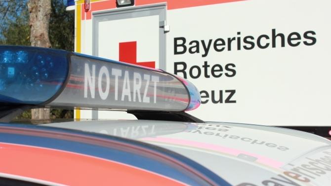 Foto: 12-Jähriger auf Hof in Rammingen mittelschwer verletzt -