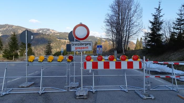 öffnung Grenzen österreich