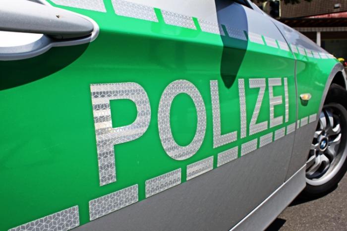 suchaktion der polizei baisweil