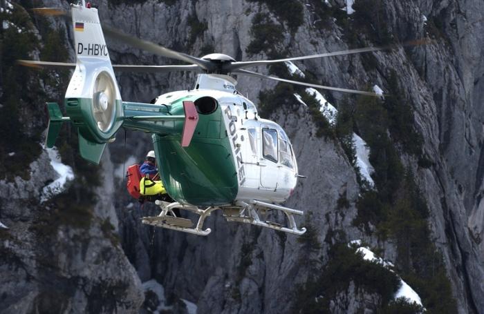 Hindelanger Klettersteig Unfall : Tödlicher unfall in den allgäuer alpen mann stürzt rund 200 meter