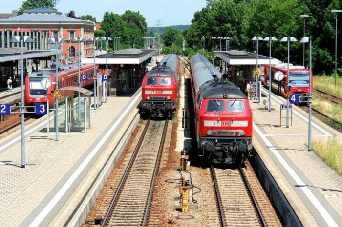 Deutsche Bahn Verliert Zugstrecken Nach Füssen Bayerische