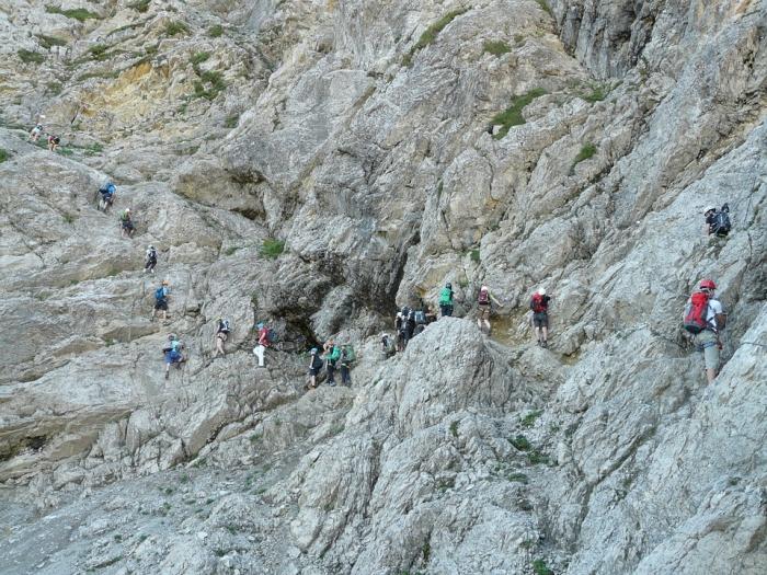 Klettersteig Bad Hindelang : Hindelanger klettersteig b c erfahrungsbericht